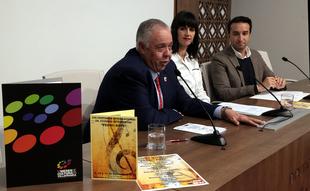 Intérpretes de España y otros seis países participan en el XXI Certamen de Jóvenes Intérpretes ''Pedro Bote''