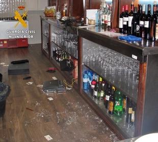 La Guardia Civil detiene al supuesto autor de seis robos en bares y establecimientos comerciales de Zafra
