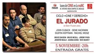 La R.H. Hernán Cortés programa la película ''El jurado'' dentro de su Ciclo de Cine