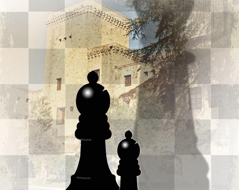 El Parador Nacional de Jarandilla acoge el XXX Torneo de Ajedrez Diputación de Cáceres los días 10 y 11 de este mes