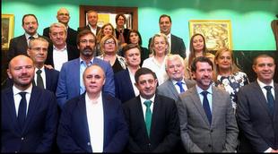 El reto demográfico y la exclusión financiera se abordaron en la reunión de la FEMP celebrada en Tenerife