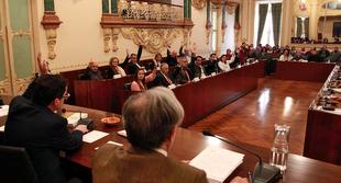 Aprobados en pleno los presupuestos de la Diputación para 2019
