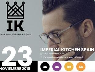 Jarandilla de la Vera acoge la primera edición de Imperial Kitchen Spain