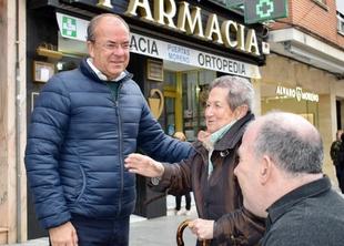 Monago: ''Los vecinos de toda la comarca tienen que saber que no van a tener nuevo hospital''