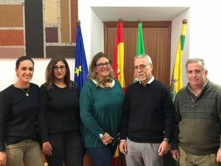 CAEX-Integra y los Ayuntamientos de Sierra de Fuentes y Casar de Cáceres fomentarán la contratación de personas desfavorecidas en la provincia