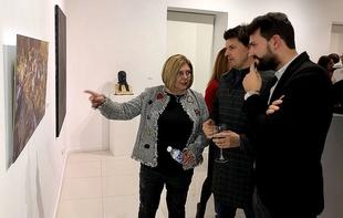 Artistas extremeños, de Andalucía, Castilla y León y Aragón, galardonados con el Premio de Artes Plásticas El Brocense