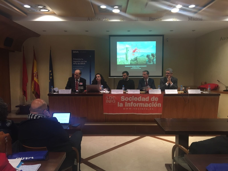La Diputación de Badajoz , presente en un seminario de Estrategias de Destinos Turísticos Inteligentes