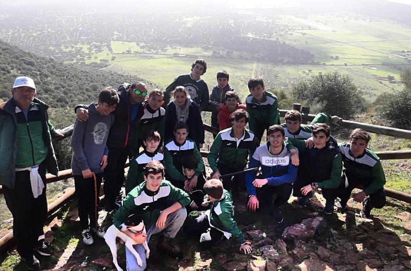 Jornada de convivencia del alumnado de la Escuela Taurina de Badajoz