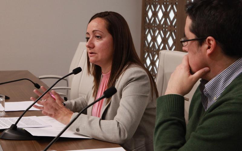 El Área de Cooperación Municipal e Igualdad contará el próximo año con un presupuesto de 1,8 millones de euros