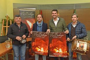 Jarandilla se vuelca para conseguir la declaración nacional de su Fiesta de Interés Turístico de Los Escobazos
