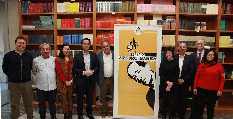 Juan David Matías, con su obra 'La leyenda de Las Hurdes', gana el Premio Arturo Barea