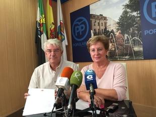 El PP de Don Benito vota no a unos presupuestos municipales que solo sirven para aumentar la presión fiscal en la ciudad