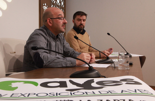 La Diputación de Badajoz participa ExpoAves