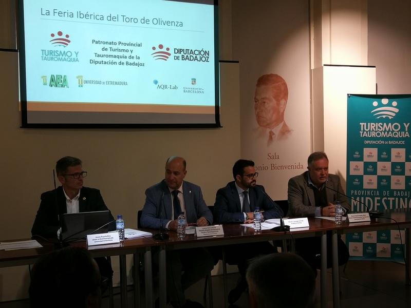 El Estudio Económico de la Feria del Toro de Olivenza destaca un impacto económico superior a 5 millones de euros