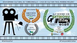 Últimos días para presentar cortometrajes al Gentinosu Film Fest de Torrejoncillo