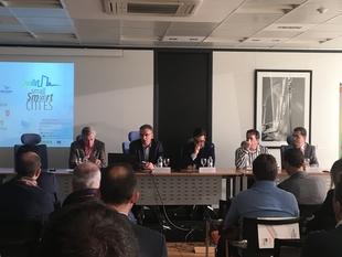 La Diputación de Badajoz participa en el IV Foro 'small Smart Cities' en Don Benito