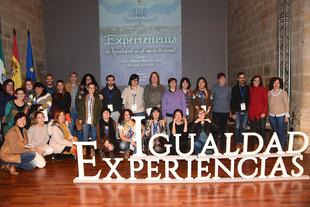 La Diputación trabaja en 40 proyectos de igualdad entre hombres y mujeres que se desarrollan en el medio rural