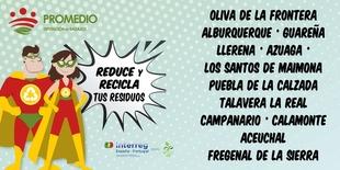 Promedio distribuye bolsas reutilizables para promover el reciclaje y la reducción de residuos