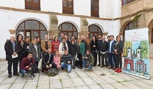 Charo Cordero: ''El Desarrollo sostenible ha sido el eje motor de la Diputación para abordar el reto demográfico en el 2018''