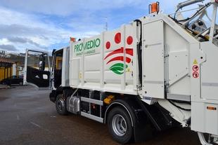 La Coronada inicia el año con nueva gestión del servicio de recogida de residuos a través de Promedio
