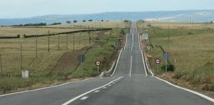 Las próximas semanas la Diputación comenzará obras en carreteras provinciales por valor de 7 millones de euros