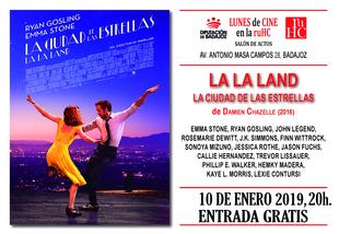 Cine musical en la residencia Hernán Cortés con la película