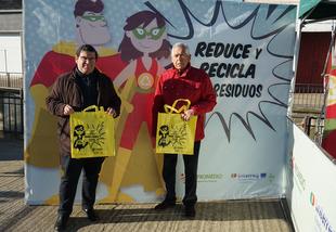 Recta final de la campaña de Promedio para promover la reducción y reciclaje de residuos