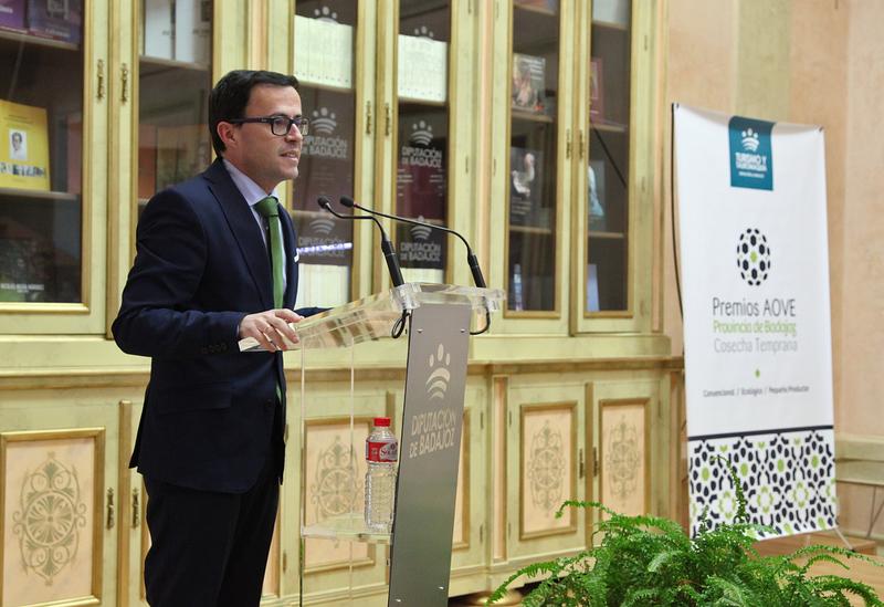 'MM Picual, 'MM Ecológico' y 'AL-BALATA', premiados en la segunda edición de la Cata-Concurso de AOVE de la Provincia de Badajoz