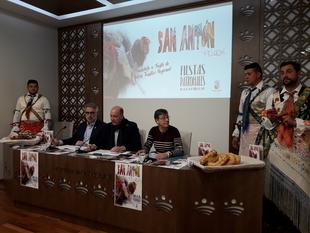 Mañana arrancan las fiestas de San Antón Abad en Peloche