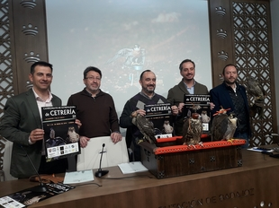 El V Campeonato de Altanería de Extremadura duplicará el número de participantes con respecto al pasado año