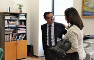 La Diputación de Badajoz y la Fundación Muñoz Torrero firman un acuerdo de cooperación para la realización de actividades en torno a esta figura