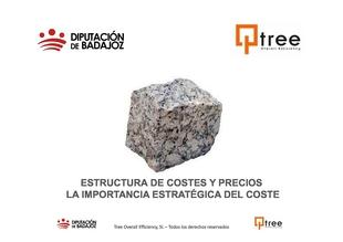 Comienza el análisis de costes individualizado a empresas del sector de la roca ornamental