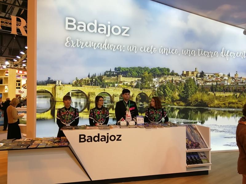 La Diputación de Badajoz presentará este jueves su proyecto de destino turístico inteligente en Fitur