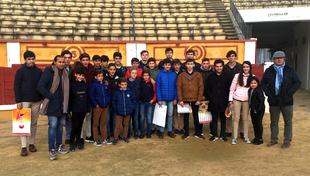 La Escuela Taurina inicia el curso con 40 alumnos y alumnas
