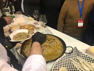 La Diputación presenta la oferta gastronómica de la provincia en el Salón de Innovación en Hostelería H&T de Málaga