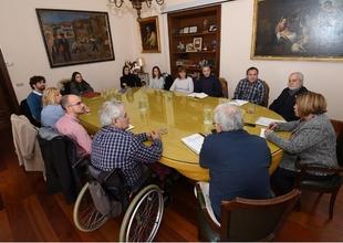 La Diputación vuelve a firmar convenios con asociaciones de personas con discapacidad para el desarrollo del Plan Integra