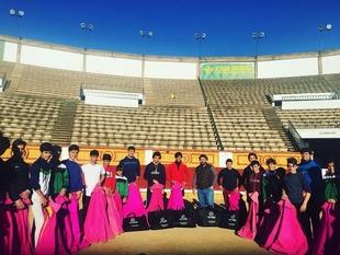Cuatro alumnos de la Escuela Taurina participan este domingo en el Bolsín de Ciudad Rodrigo