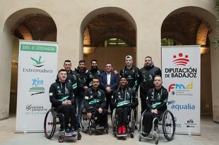 El MIDEBA de Baloncesto en Silla de Ruedas se juega la Copa del Rey en Valencia