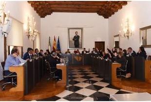 El Pleno aprueba la ampliación del Programa de Inversiones en Carreteras, por valor de más de 721.000 euros