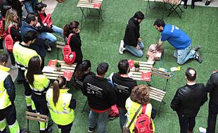 La Diputación estará presente en la Feria del Mayor de Badajoz a través del Área de Desarrollo Local
