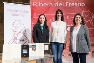 Ada Salas, Basilio Sánchez y Álvaro Valverde, entre los finalistas del II Premio Nacional de Poesía