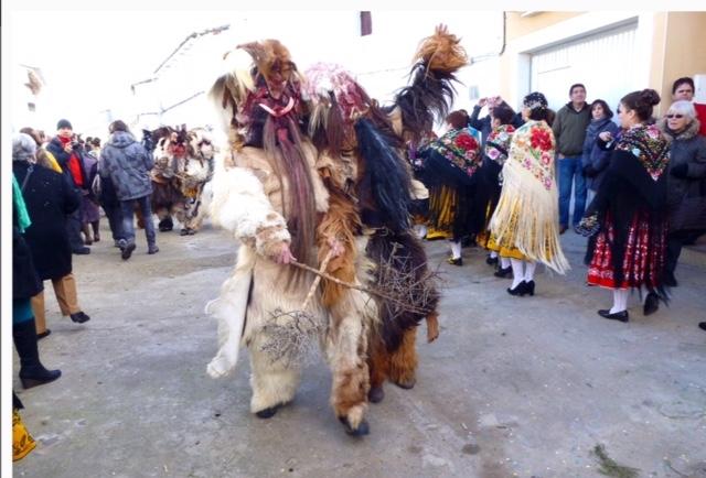 'Las Carantoñas' de Acehúche obtiene título de Fiesta de Interés Turístico Nacional