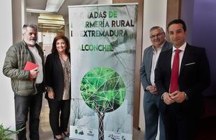 Tras el éxito del pasado año, Alconchel acoge de nuevo las Jornadas de Enfermería Rural en Extremadura