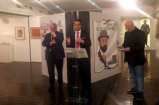 Llega a Lisboa la Exposición sobre Felipe Trigo 'Principio de incertidumbre'