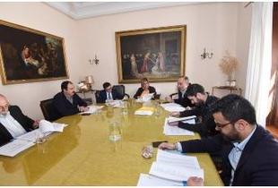 La Diputación acoge la última Junta Directiva de FELCODE en esta Lesgislatura
