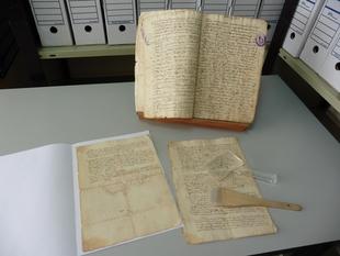 Programa de Organización de Archivos Municipales de Extremadura (POAMEX)