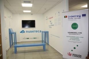 En funcionamiento el décimo Espacio Nubeteca en la biblioteca de Puebla de la Calzada