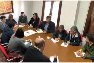 Los remanente del OARGT, sobre la mesa en la reunión del Equipo de Gobierno de la Diputación