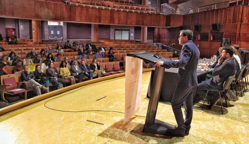Gallardo asiste en Mérida a la apertura de la IV Conferencia Estatal de la Cultura