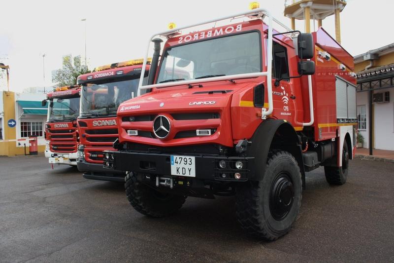 El CPEI adquiere 221 hidrantes para abastecimiento de camiones en labores de extinción de incendios